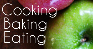 CookingBakingEating