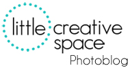 Little Creative Space - A Photoblog